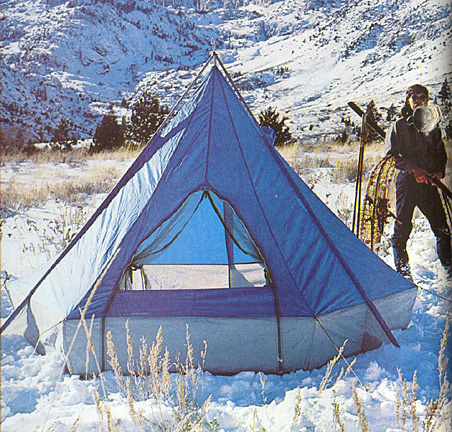 1972 : sierra designs 1 person tent - memphite.com