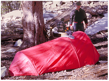 Stephensonu0027s Warmlite Equipment Company makes ultralight tents and innovative down sleeping bag systems and also is a leader in vapor barrier gear designs. & Stephensonu0027s Warmlite Equipment Company makes ultralight tents and ...
