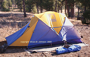 History of Gear A Small Geodesic Tent & Sierra Designs Tiros mountaineering geodesic tent was extremely ...