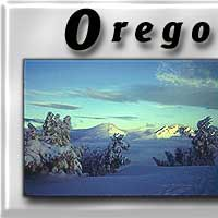 Oregon Photos -- providing inspiring mountain and desert photos and unique wilderness information